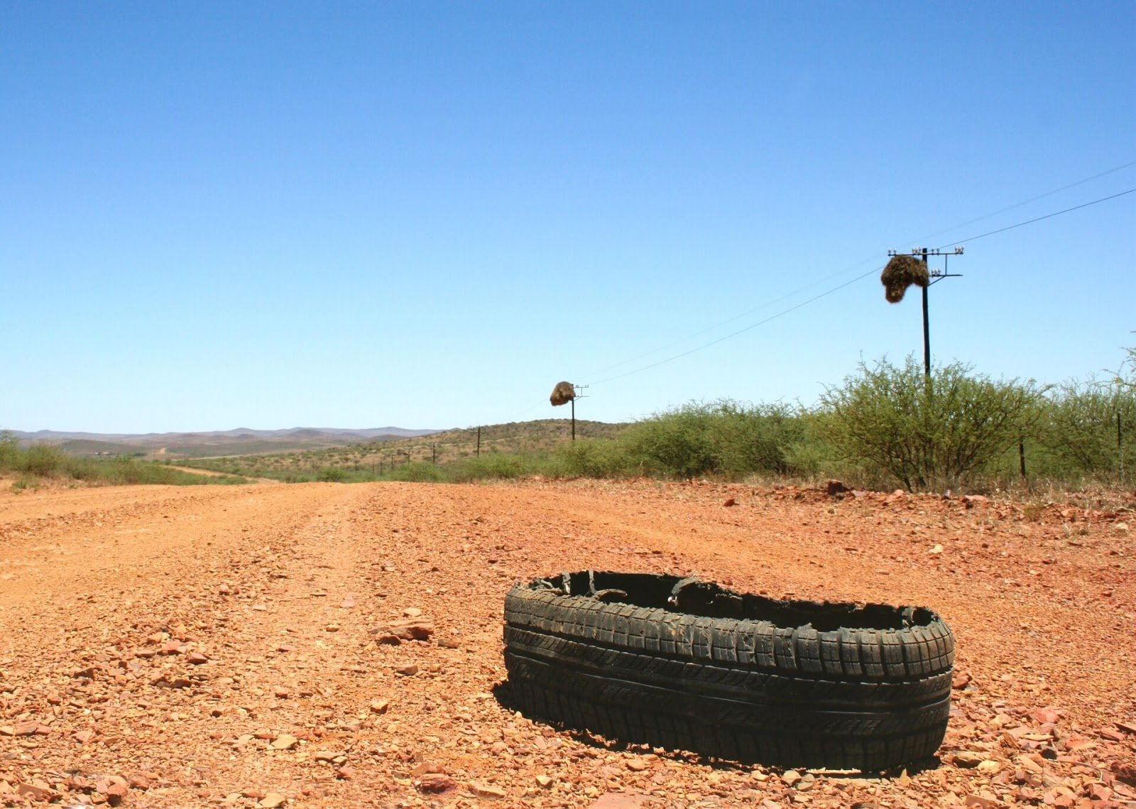 What Is Tire Debris