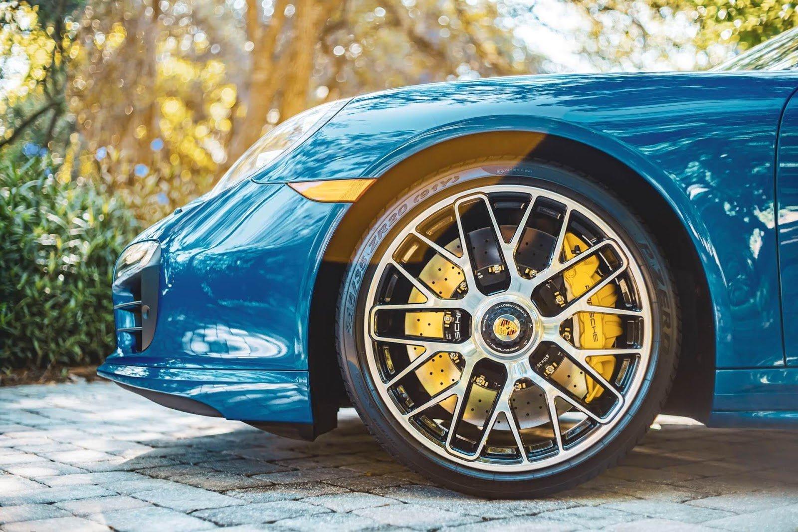Bullet Proof Tires