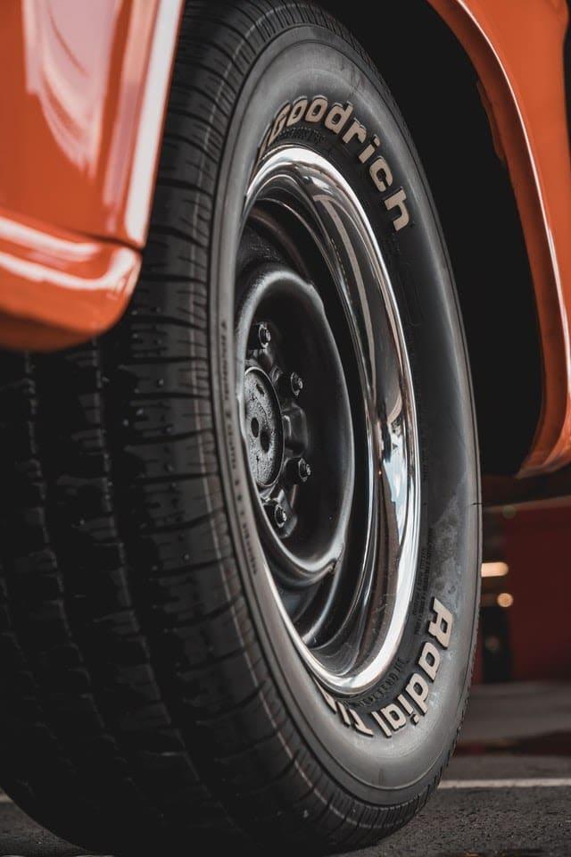 Tire Won't Come Off
